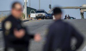 Driver Kills Highway Patrol Officer, Injures 2 During Long Gun Battle in California