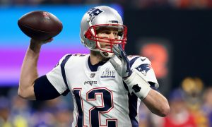 Fan Pays $800,000 for Tom Brady's 'All-In' Experience