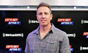 CNN Host Chris Cuomo Says He's Tested Positive for COVID-19