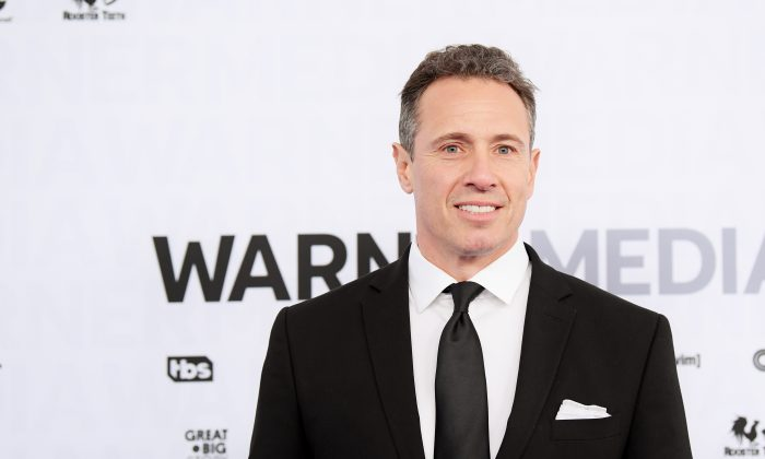 Chris Cuomo of CNN's Cuomo Prime Time at an event in New York City on May 15, 2019. (Dimitrios Kambouris/Getty Images for WarnerMedia)