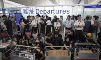 Flights Out of Hong Kong Canceled Again Amid Protests