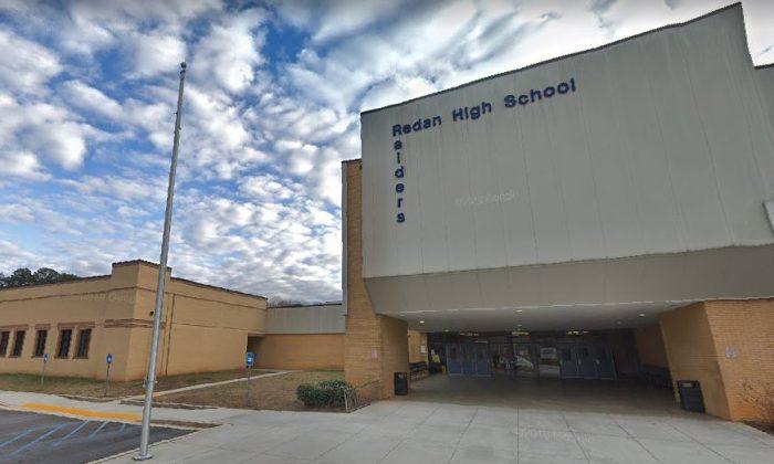 Redan High School. (Google Maps)