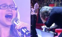 13-Year-Old Sings 'I Will Always Love You' During Her Audition