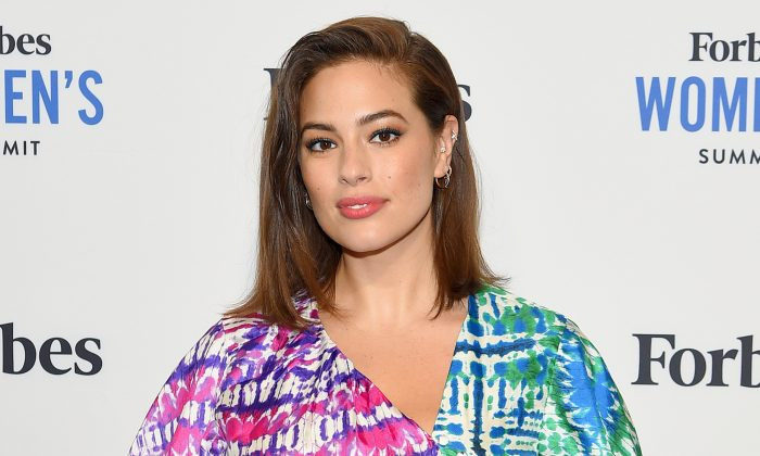 Ashley Graham attends the 2019 Forbes Women's Summit in New York, on June 18, 2019. (Jamie McCarthy/Getty Images)