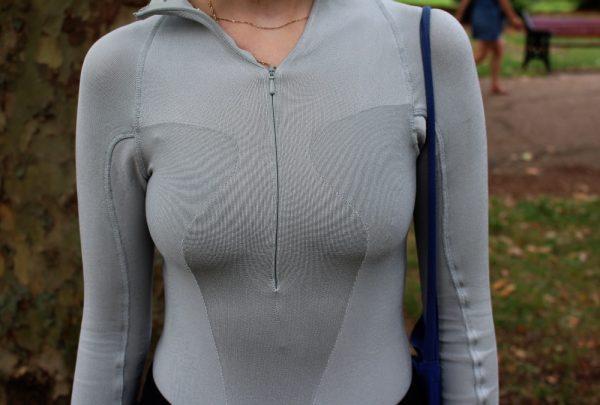 Bacteria-Embedded Bodysuit