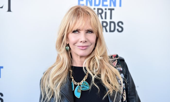 Actor Rosanna Arquette attends the 2017 Film Independent Spirit Awards at the Santa Monica Pier on February 25, 2017 in Santa Monica, California.  Alberto E. Rodriguez/Getty Images