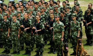 In Latest Veiled Threat, Chinese Military Says Troops Can Arrive In Hong Kong Within 10 Minutes