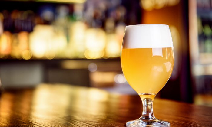 With hazy beers, you'll see the difference before you even taste it. (Shutterstock)