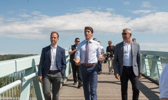 Trudeau Announces $11.4 Million in Flood Protection Funding for Fredericton