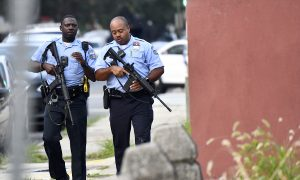 Philadelphia Shooter in Custody After Standoff, 6 Officers Wounded