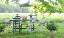 10 Outdoor Entertaining Ideas
