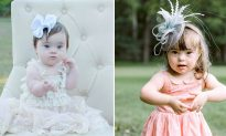 Photoshoot of 11 Babies With Down Syndrome Portrays Love and Beauty Beyond Words