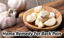 Garlic Milk Is the Latest Home Remedy That Might Give You Relief From Back Pain