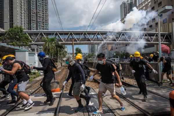 Unrest In Hong Kong