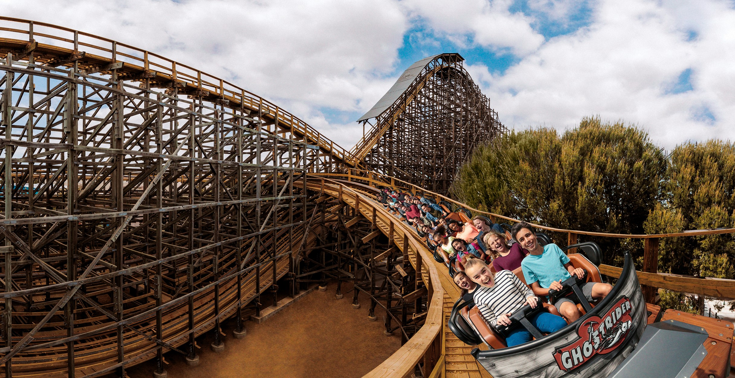 Knott's Berry Farm: Rides, Boysenberry Pies, and a Celebration of the Old West