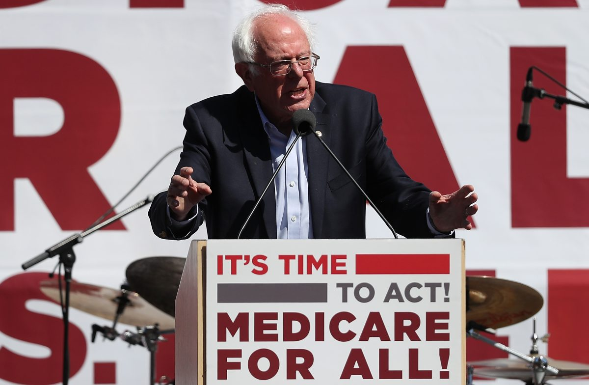 Bernie: 'I Don't Have To' Explain How To Pay For Socialized Medicine