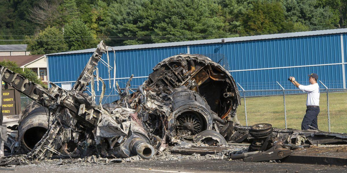 earnhardt plane investigation