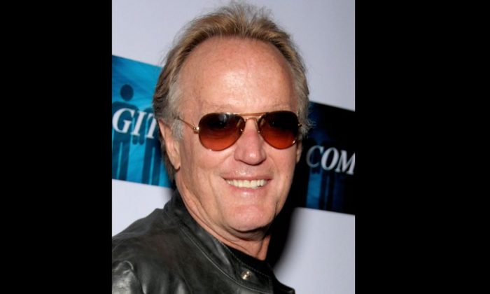 Peter Fonda in a 2009 photo. (Photo by Glenn Francis of www.PacificProDigital.com via Creative Commons Attribution-Share Alike 3.0 Unported license)