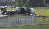 Dale Earnhardt Jr.'s Plane Bounced After Hard Landing, Left Runway: Federal Aviation Administration