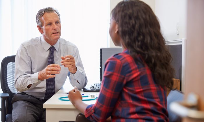 Some doctors fail to listen to their patients, one reason someone diagnosed with cancer may want to shop around. (Monkey Business Images/Shutterstock)