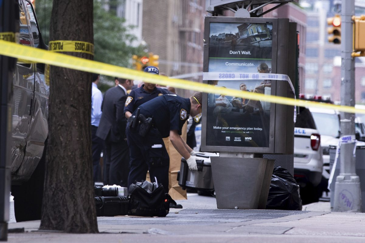 New York City subway scare suspect taken into custody