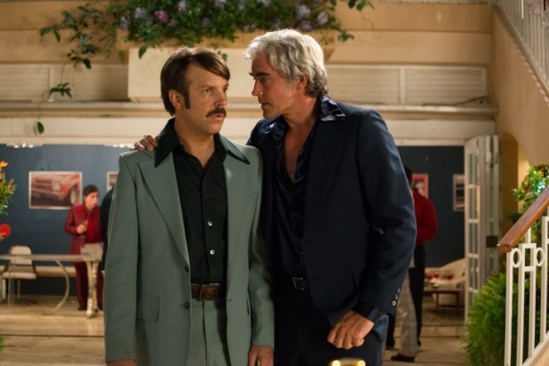 _Jason Sudeikis and Lee Pace in Driven