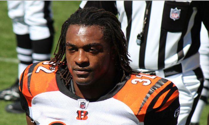 Former NFL running back Cedric Benson (Creative Commons Attribution-Share Alike 3.0 Unported license)