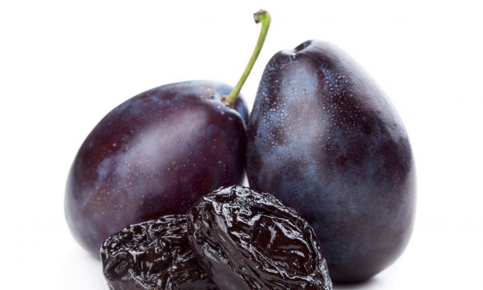 Researchers found found dried plums have a unique impact on bones, something traditional Chinese medicine has known for a very long time. (Valentina Proskurina/Shutterstock)