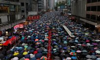 Tens of Thousands of Hong Kongers Join Rally Pressuring Local Government Meet Their Demands