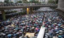 More Than 1.7 Million Hongkongers Defy Heavy Rain to Protest Police Violence