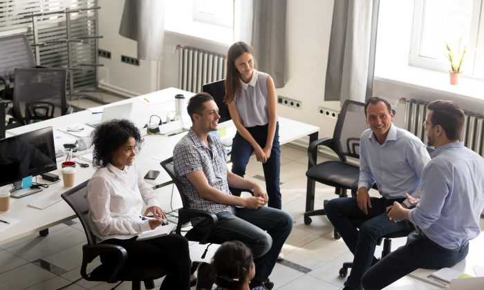 To lead a team, you need to get into it and understand where its members are coming from. (fizkes/Shutterstock)