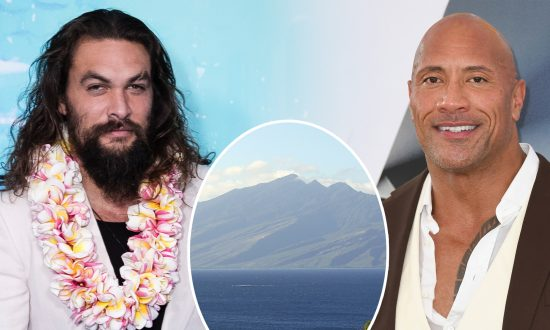 Jason Momoa and Dwayne Johnson Oppose New 'Thirty Meter Telescope' on Sacred Hawaiian Mountain