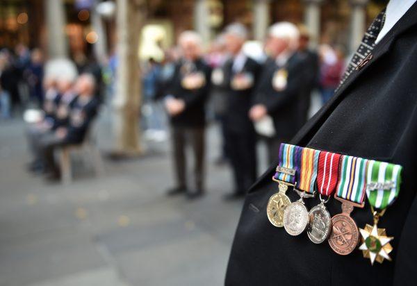 Australian Vietnam war veteran
