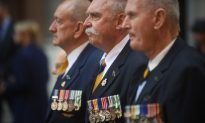 Victorian Thief Steals World War II Medals From 91-Year-Old, Leaves Poo