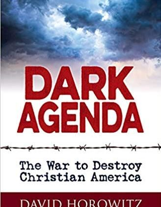 The Cover of David Horowitz's latest book.