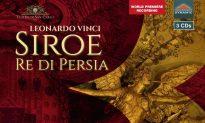 Album Review: 'Siroe, Re di Persia'