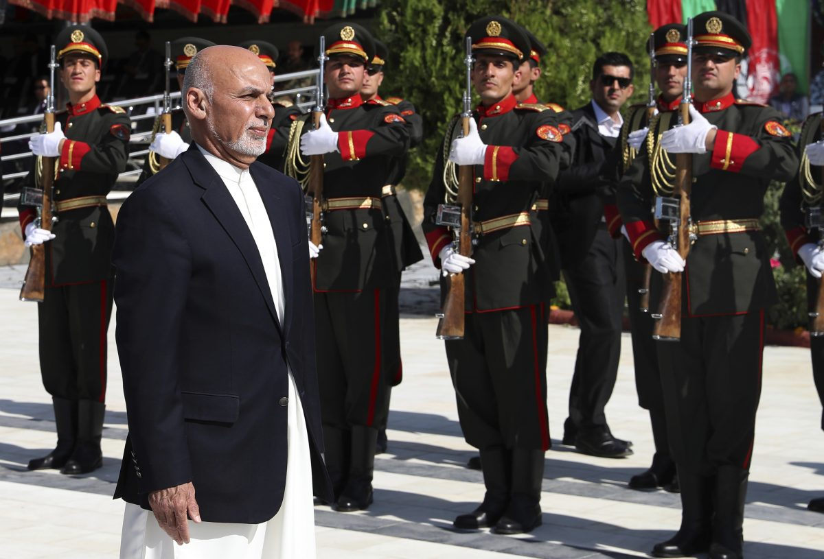 Afghanistan Vows to Crush ISIS Safe Havens After Attack