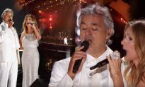 Céline Dion and Andrea Bocelli Sing 'The Prayer,' This Moving Duet Will Give You Chills