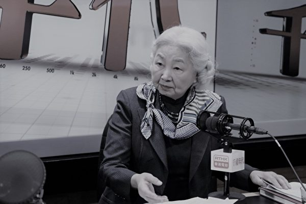 Elsie Leung Oi-sie, Hong Kong's former vice-chairwoman of the Basic Law Committee, said there is presently no need for China to deploy its People's Liberation Army (PLA) troops in Hong Kong to intervene with the ongoing protests. (The Epoch Times)