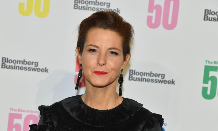 MSNBC's Stephanie Ruhle in a file photograph. (Angela Weiss/AFP/Getty Images)