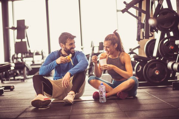 eating after workout