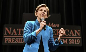 Warren Apologizes for 'Harm' Caused to Native Americans as She Removes Video Championing DNA Test From Website
