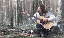 Men Singing Folk Song in Woods Thrilled When They Hear a Chilling Symphony From Behind