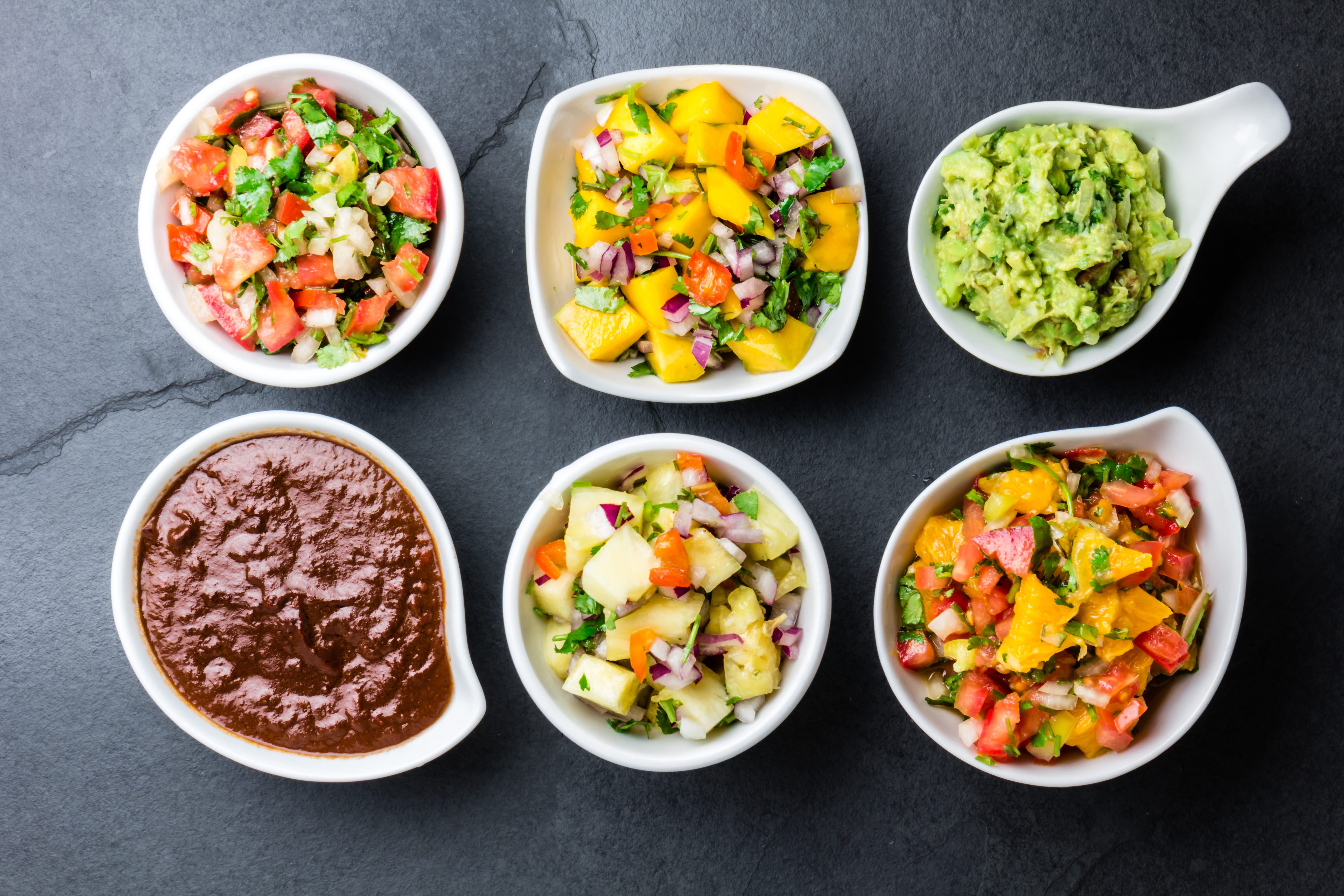 You'll Have a Lot to Gain by Swapping Sauces for Salsas
