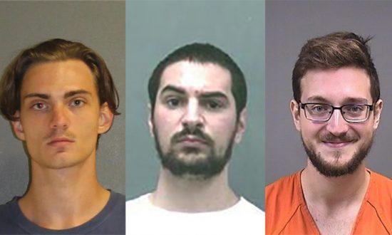 Authorities Arrest 3 Men On Suspicion of Plotting Separate Mass Shootings