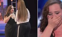 Tyra Banks Makes AGT Contestant Look 21 When Simon Criticizes Her As 'Old-Fashioned'