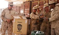 Care Package: Providing for Our Nation's Troops and Police