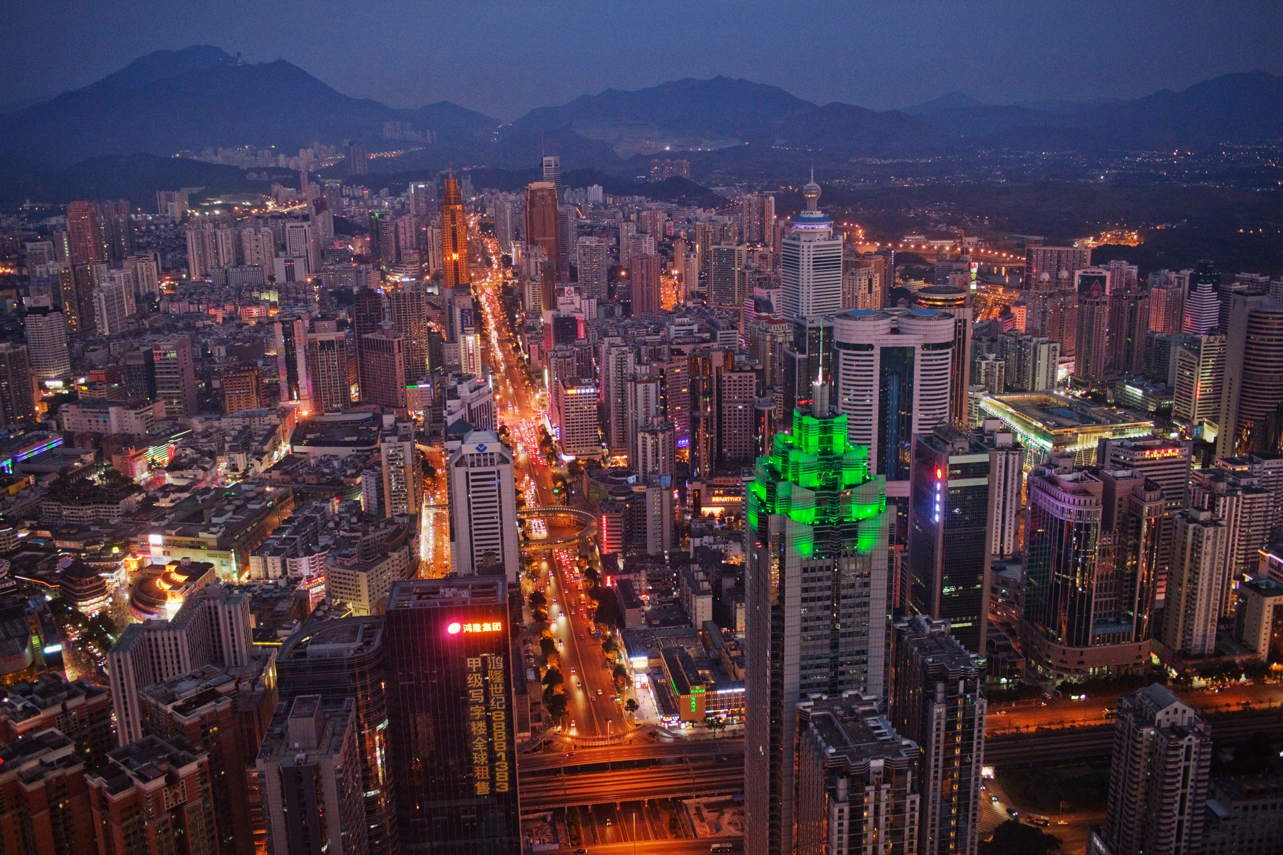Beijing Launches Plans for Shenzhen to Become Top Financial Center, in Apparent Bid to Replace Hong Kong