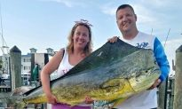 Maryland Woman Reels In Record-Breaking Mahi Mahi