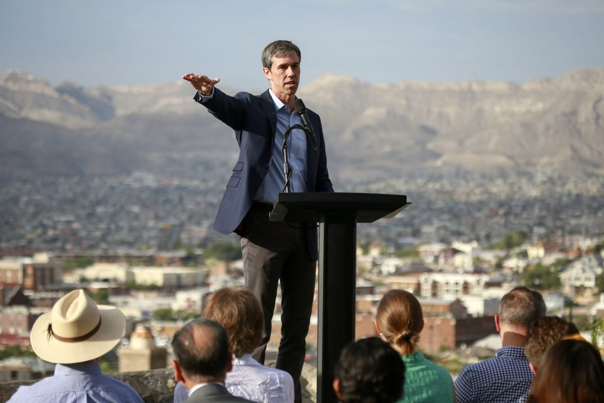 o'rourke on death penalty
